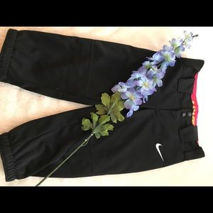 Nike pants for girls Size S black